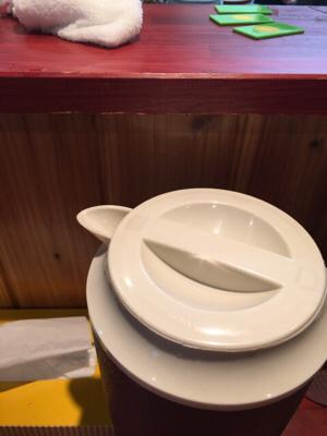 夜は控えめにゴリラ屋で食べました