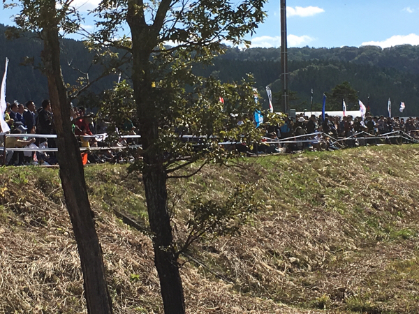 TOYOTA GAZOO Racingラリーチャレンジin恐竜 勝山 見に行ってきました。(※動画あり)