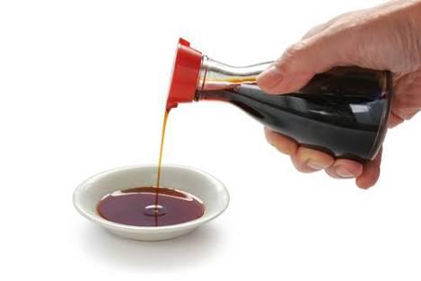 とくダネ!でやってた醤油のシミの落とし方【裏技】