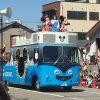 ふくい春まつりのディズニーパレードを見てきました。