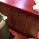 やっとこのサイズに戻ってきました。すり鉢でゴリラ屋です。